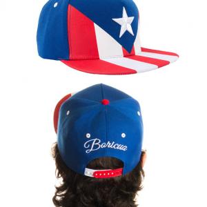 Gorra épica con la bandera de Puerto Rico d8ca221a8bb