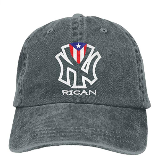 RZM YLY's Puerto Rico Flags Rican Unisex Adult